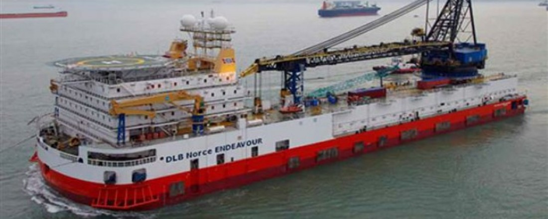 Norce Endeavour. Foto: Solstad Offshore