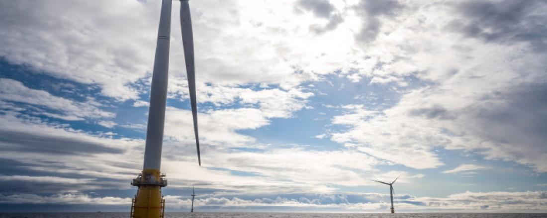 Hywind Scotland. Foto: Equinor.