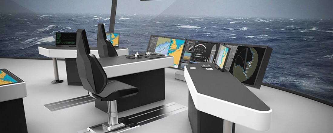 Elpro Seabird is designed for optimal workflow, functionality and visibility. Illustration: Elpro.