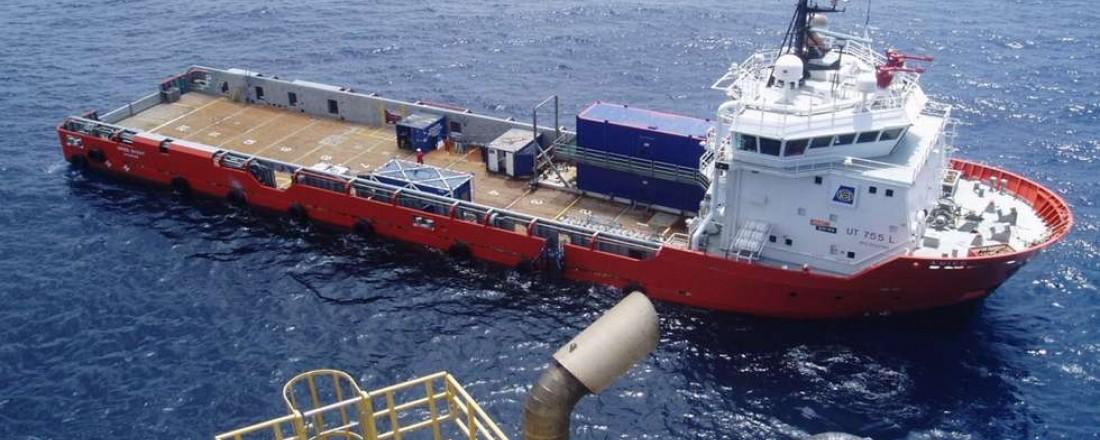 PSV-en Energy Scout går inn på en tremåneders kontrakt med Total E&P Nigeria. Foto: Golden Energy Offshore