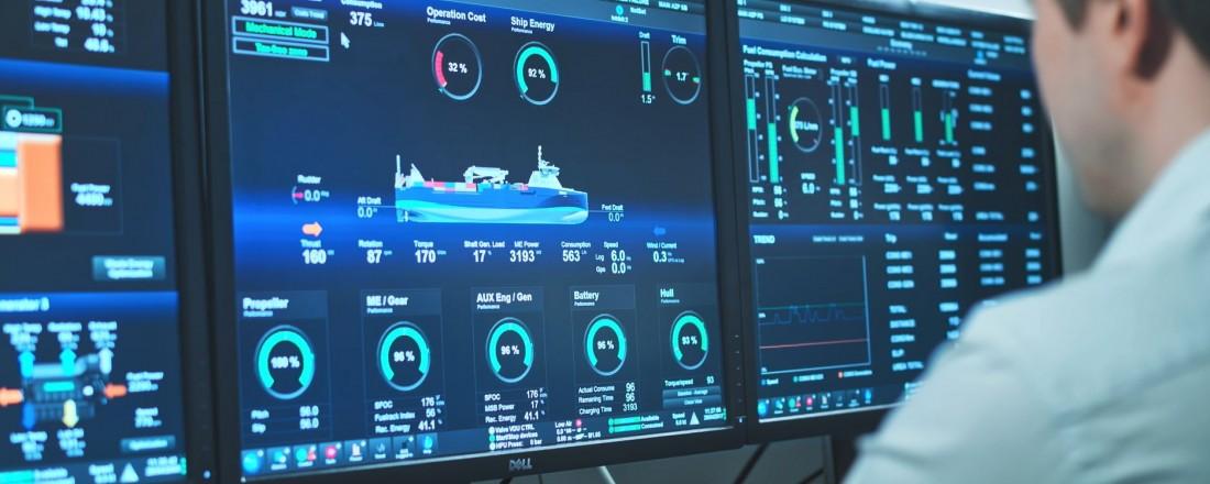 Rolls-Royce og Inmarsat har signert en avtale angående energihåndteringssystem. Foto: Rolls-Royce
