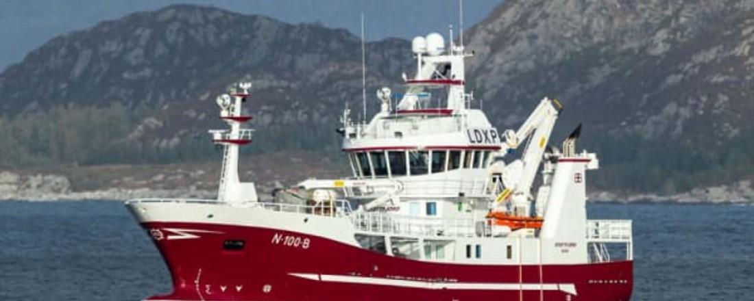 Enova justerer støttesatsene for sjøtransport. Foto: JK-Foto/Brødrene Bakken.