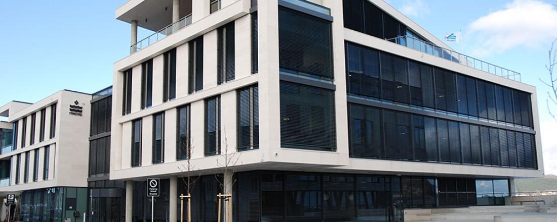 Hovedkontoret til Farstad Shipping vil fortsatt være i Ålesund. Foto: Kurt W. Vadset