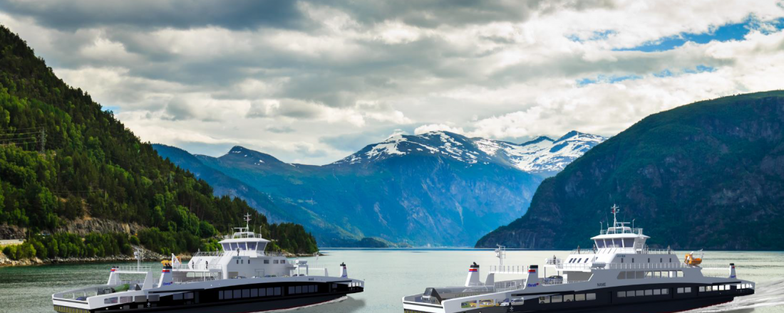 Tersan to build two new ferries for Fjord 1. Illustration: Tersan.