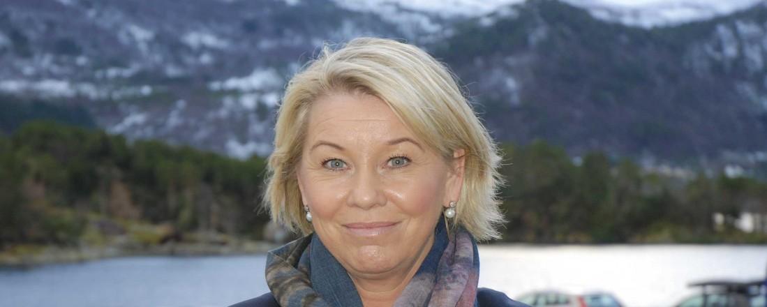 Næringsminister Monica Mæland. Arkivfoto: Kurt W. Vadset