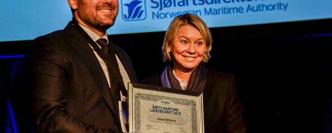 Svein Magne Tenfjord og Monica Mæland