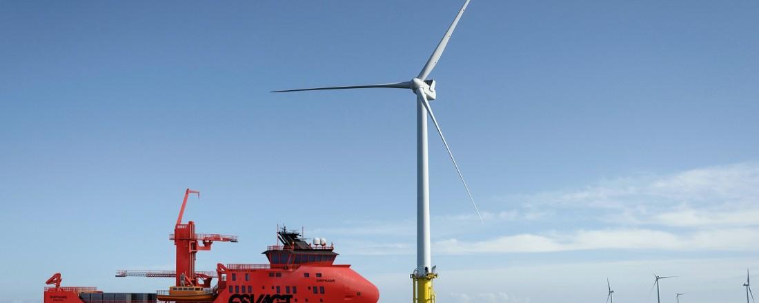 De to vindmølleskipene til Esvagt får Havyards 831 L SOV-design. Ill: BowVision/Havyard
