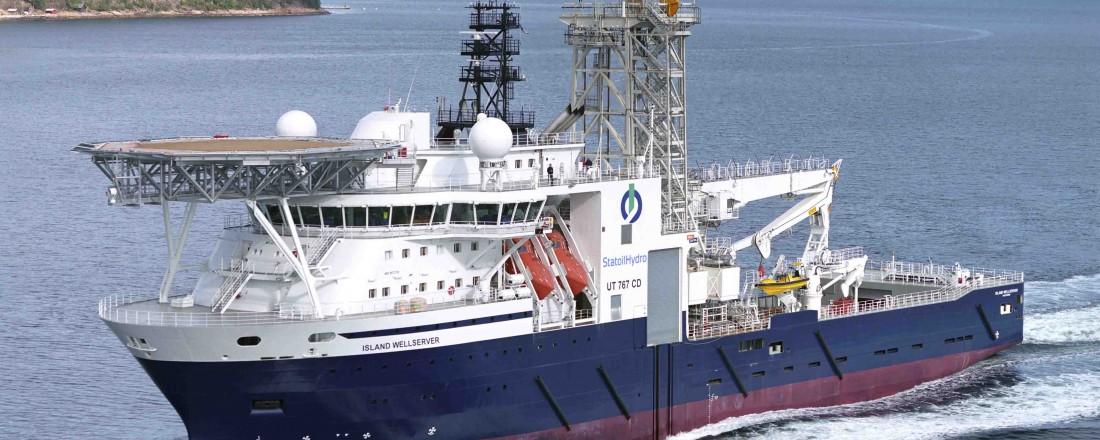 Island Wellsaver har fått fornya kontrakt med Equinor. Arkivfoto: Harald M. Valderhaug