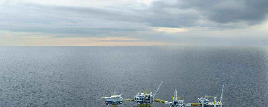 Slik tenker Statoil seg at Johan Sverdrup-feltet vil bli. Illustrasjon: Statoil