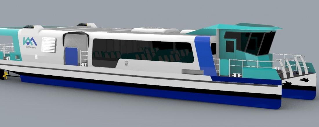 Kochi's water metro consists of 78 modern, zero-emission, hybrid-electric ferries running on 16 identified routes. Ill: Kochi's water metro consists of 78 modern, zero-emission, hybrid-electric ferries running on 16 identified routes