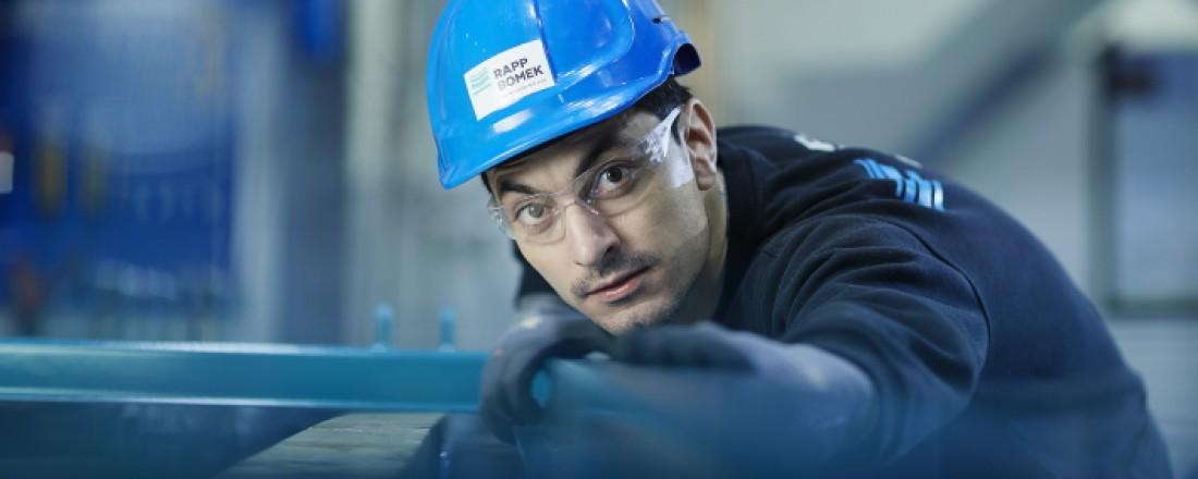 Avtalen gir Rapp Bomek nye produkter, blant annet til det maritime markedet. Foto: Rapp Bomek.