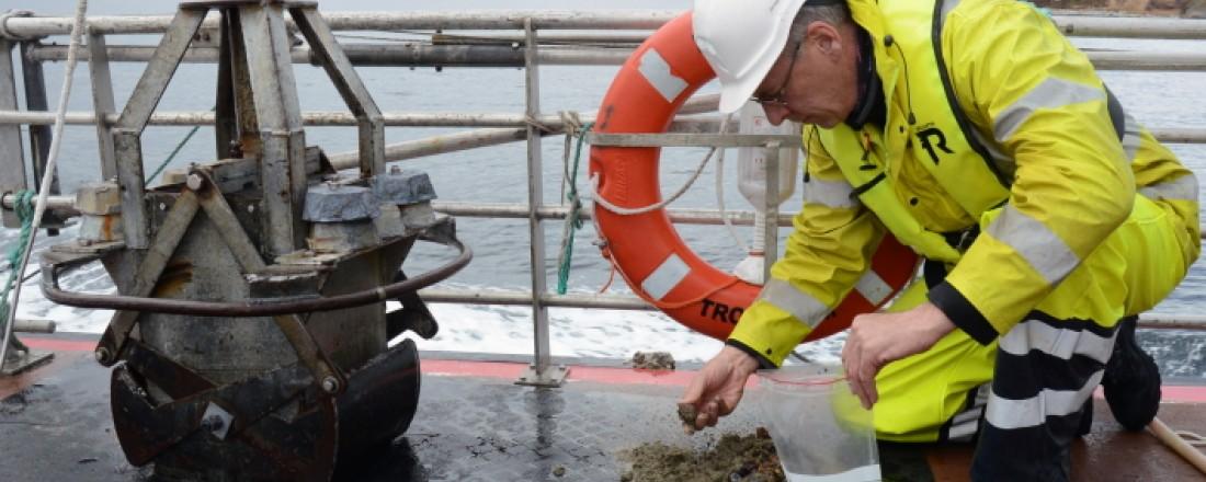 NGU kartlegger Norges geologi og sprer kunnskap om den.. Foto: NGU.