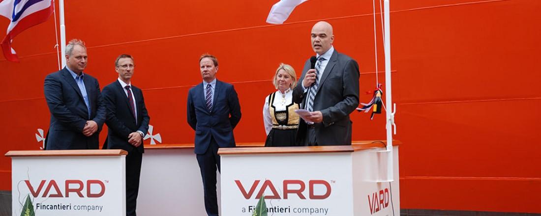 Steinar Riise, Roy Reite, Lars Peder Solstad, Monica Mæland, Frode Klokk