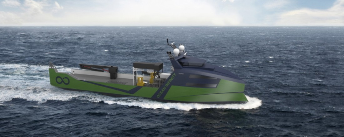 Eight vessels like this will be built at Vards shipyard Vung Tau in Vietnam. Ill: Vard.