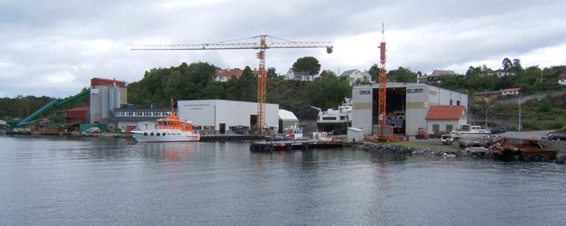 Oma Båtbyggeri