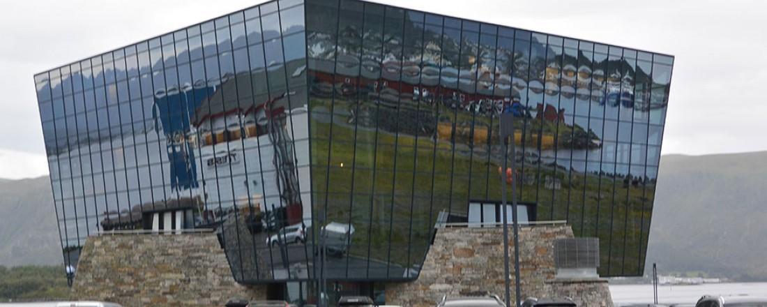 Havilas hovedkontor i Fosnavåg. Foto: John Inge Vikan