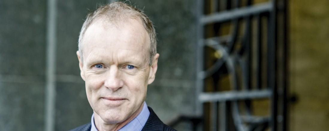 Sturla Henriksen går 1. januar 2018 av som sjef i Norges Rederiforbund. Arkivfoto: Norges Rederiforbund
