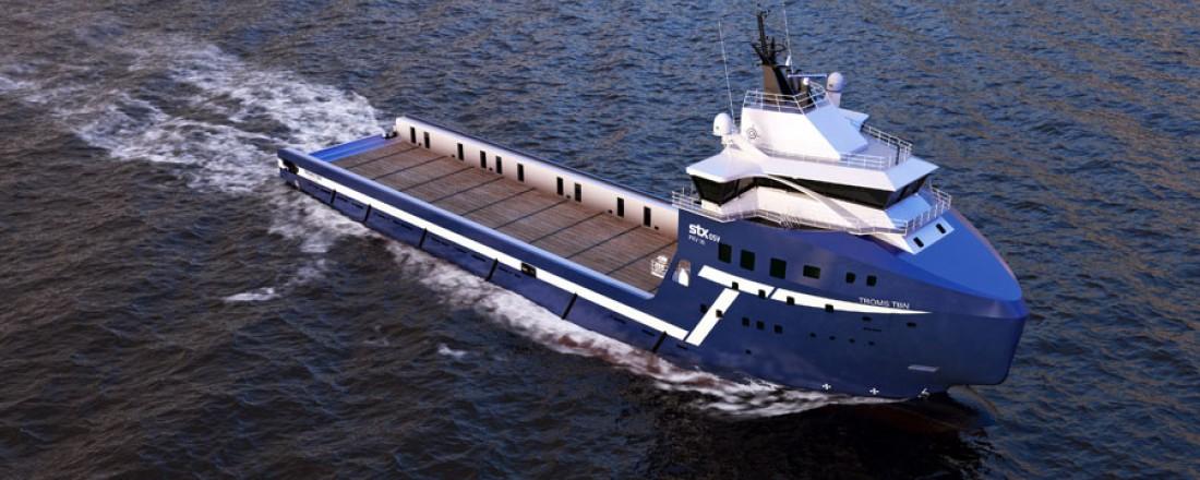 Troms Offshore PSV 08