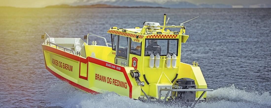 Foto: Skarssvaag Boats