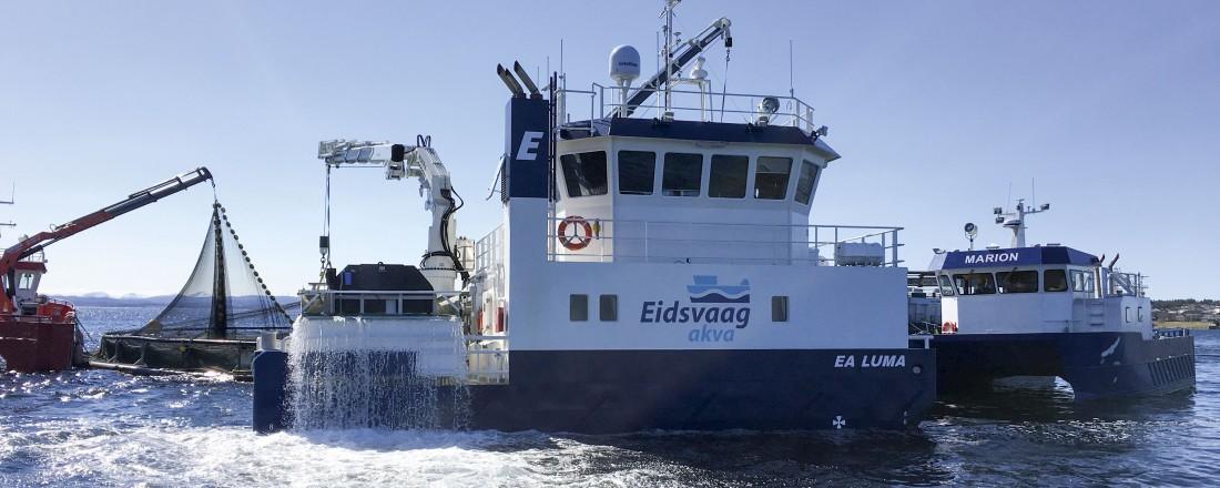 Foto: Eidsvaag Akva