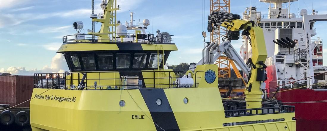Foto: Finnsnes Dykk & Anleggservice