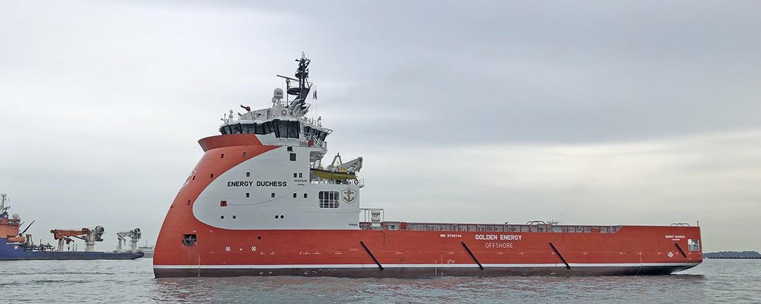 Foto: Golden Energy Offshore