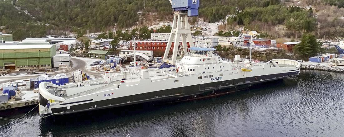 Havyard Shipbuilding Technology