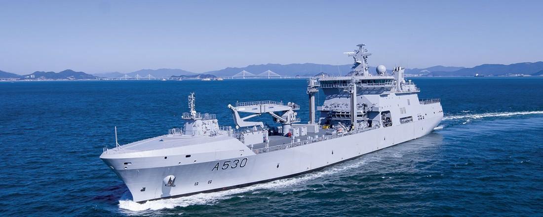 Foto: Daewoo Shipbuilding & Marine Engineering