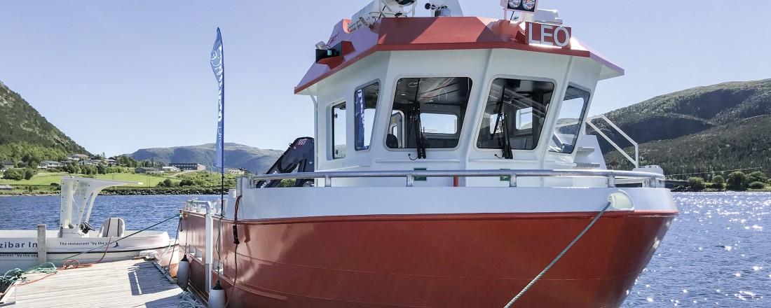 Foto: Nærøysund Aquaservice