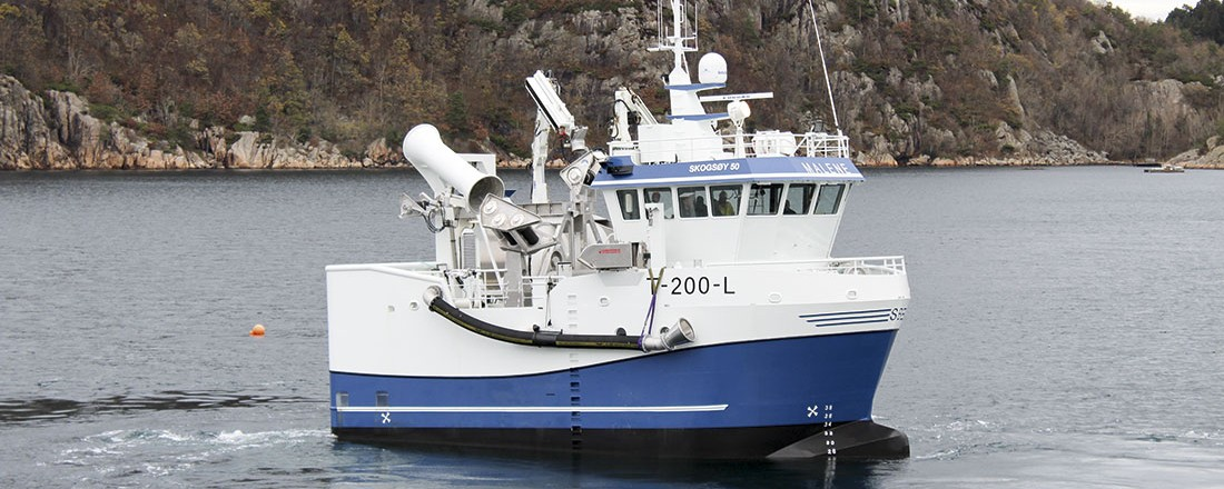 Skogsøy Båt