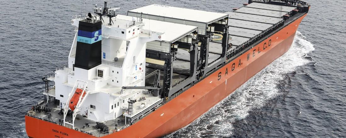 Foto: Saga Shipholding