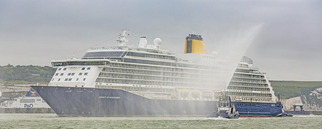 Alle foto: Saga Cruises