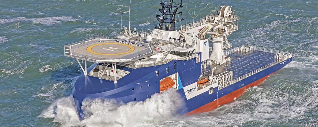 Foto: Topaz Energy and Marine Limited