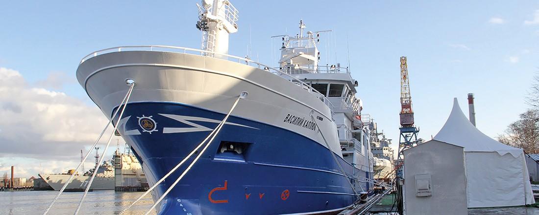 Foto: Yantar Shipyard