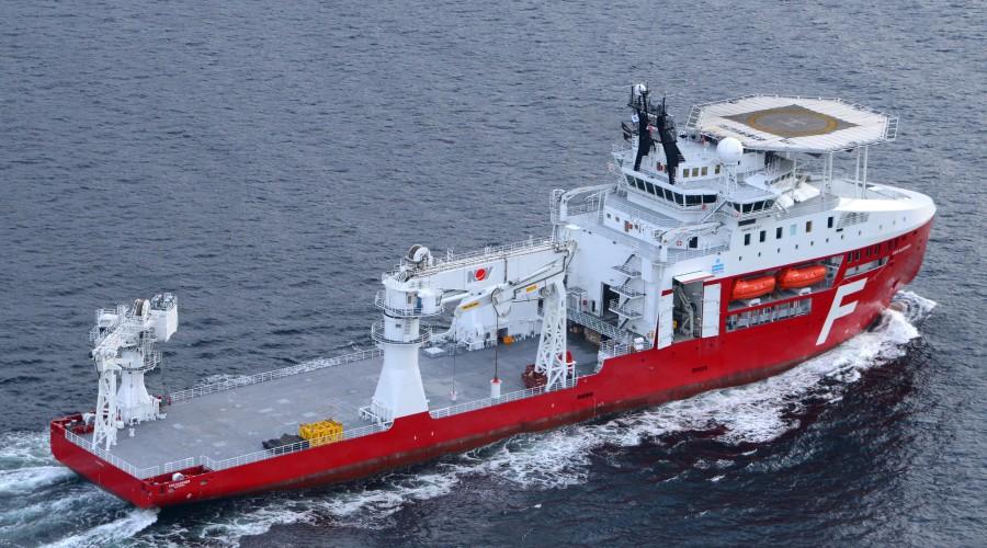 Far Sleipner ble i 2015 levert fra Vard Langsten til Farstad Shipping. Foto: Harald M. Valderhaug