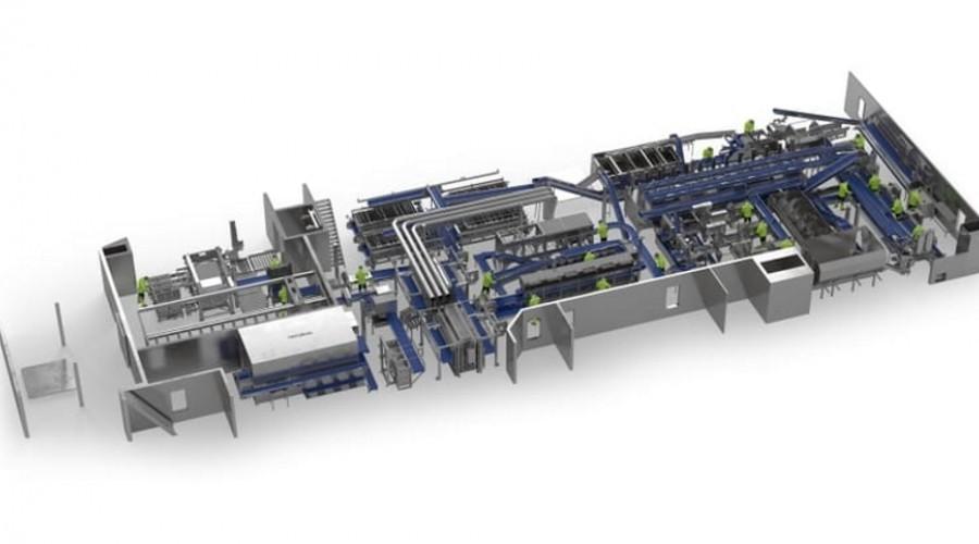 PE Bjørdal skal levere fabrikk til to topp moderne trålere, som bygges ved Tersan i Tyrkia. Bilde: PE Bjørdal.