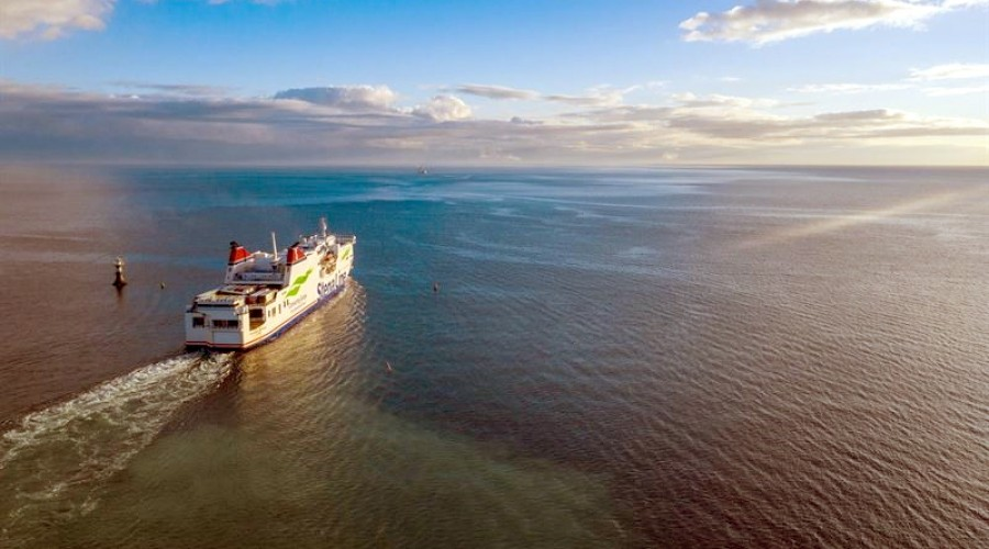 Stena Fuel Pilot has been successfully introduced on two more Stena Line vessels, Stena Flavia and Mecklenburg-Vorpommern (in picture). Photo: Christopher Kullenberg Rothvall