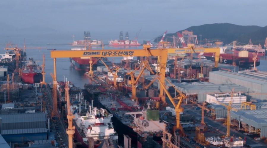 Fartøyene skal bygges av det koreanske verftet Daewoo Shipbuilding & Marine Engineering.