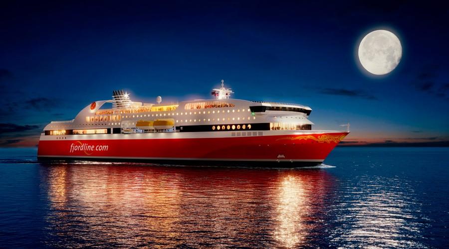 Fjord Line cruiseferge