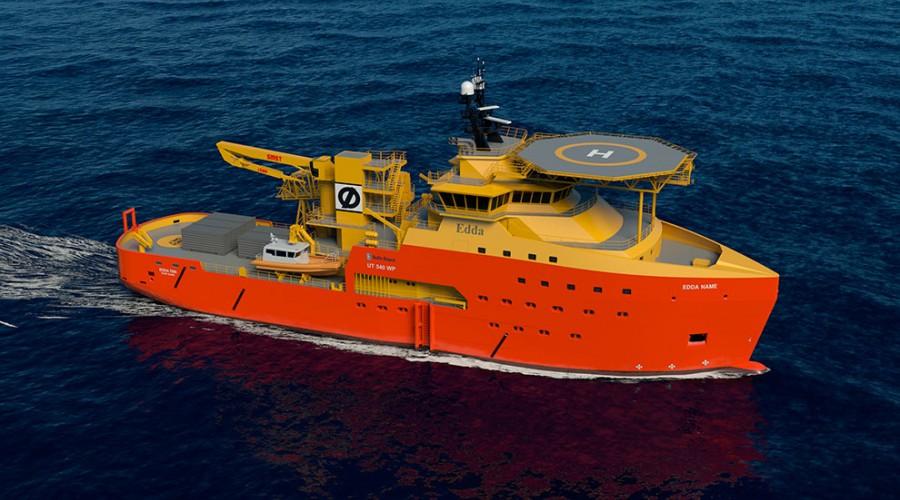 Servicefartøyet for vindparker skal bygges av Astilleros Gondan. Foto: Rolls-Royce