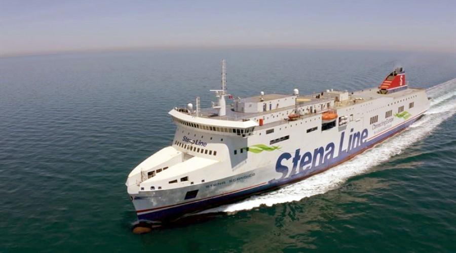 Scandica side. All photos: Stena Line.