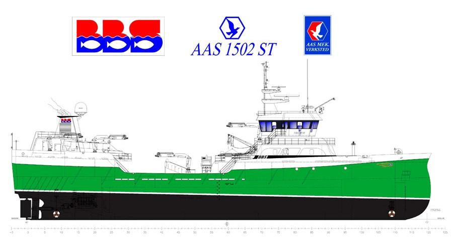 AAS 1502 ST