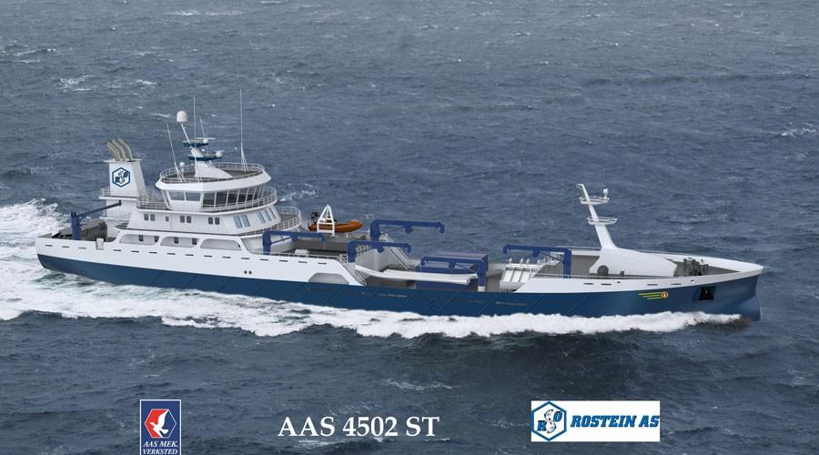 AAS 4502 ST
