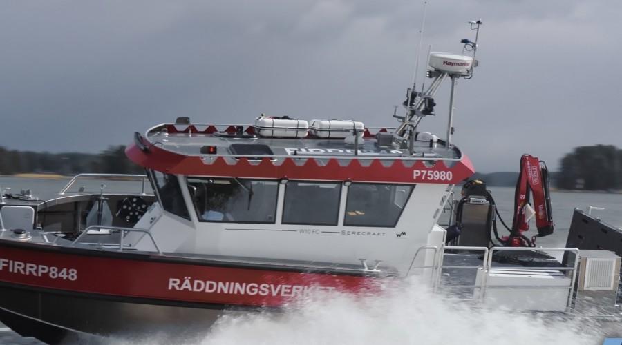Kewatec AluBoat Oy Ab og Weldmec Marine Ab går sammen for å styrke sin posisjon i markedet for arbeidsbåter.