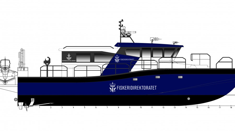 Illustrasjon: Maritime Partner
