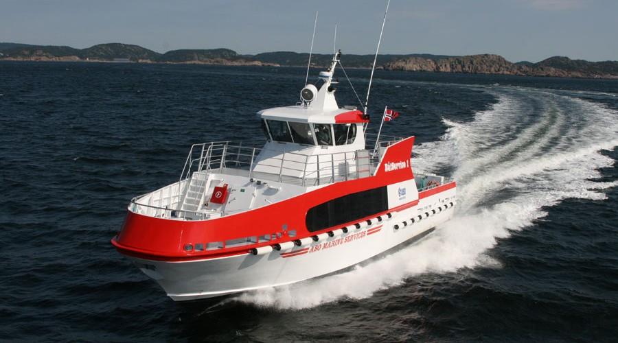 Crewbåt