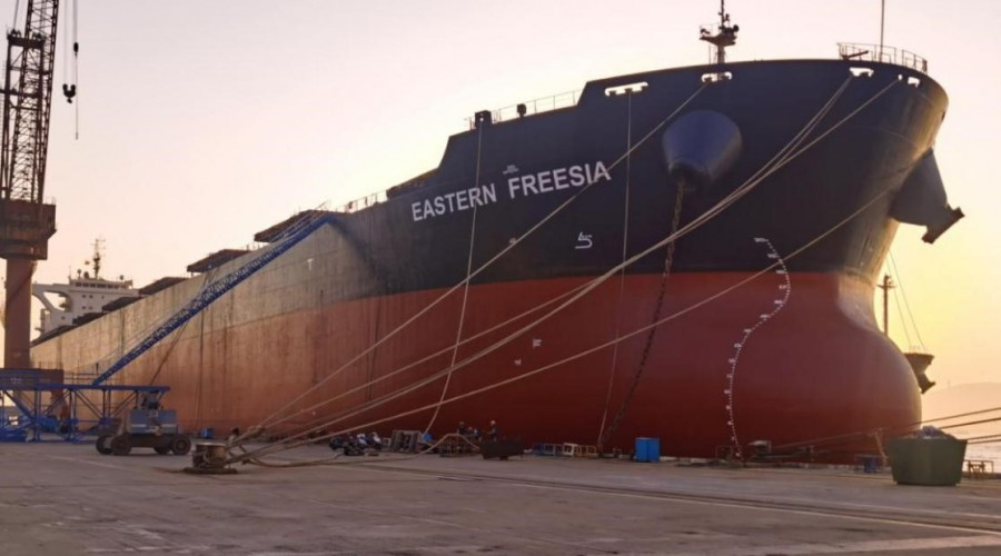 MV Eastern Freesia