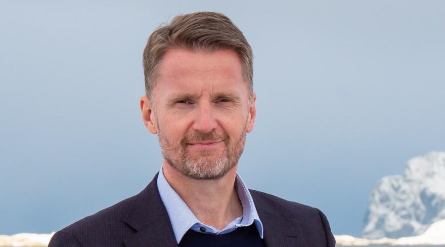 Gunnar Larsen, CEO i HAV Group. Foto: Siv-Elin Nærø