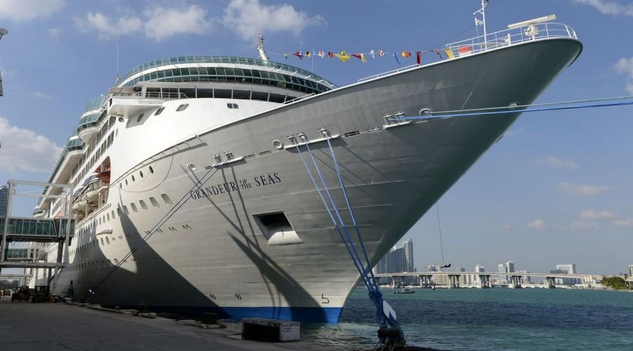 Grandeur of the Seas får system for rensing av ballastvann (BWT) fra Optimarin. Foto: RCI
