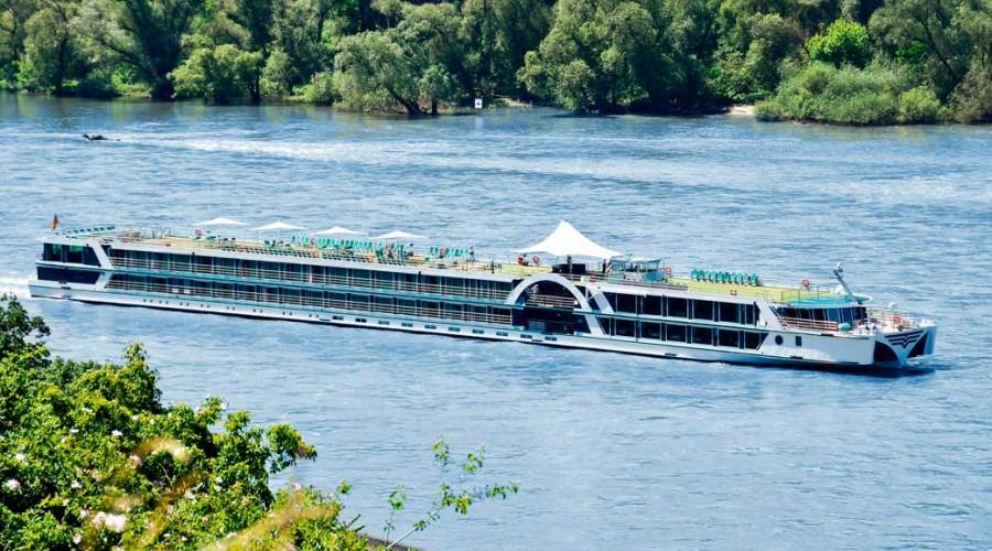 Elvecruiseskipet Brabant blir fra 2018 en del av tilbudet til Fred. Olsen Cruises. Foto: Fred. Olsen